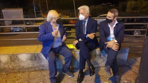 """Salerno, il Sindaco Napoli incontra i sindacati e poi va nei quartieri: """"Con noi non sarete mai soli"""""""