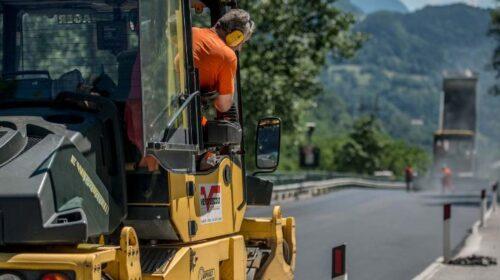 A Roccadaspide i lavori di messa in sicurezza sulla SP 11/A e 11/B