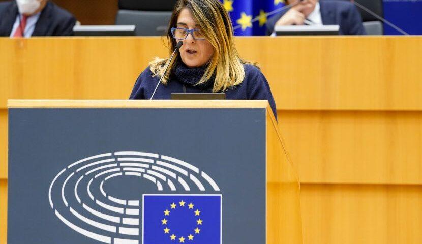 L'eurodeputata Lucia Vuolo aderisce al Ppe