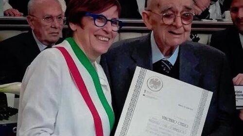 Battipaglia perde Vincenzo Citro, il padre della mozzarella di bufala