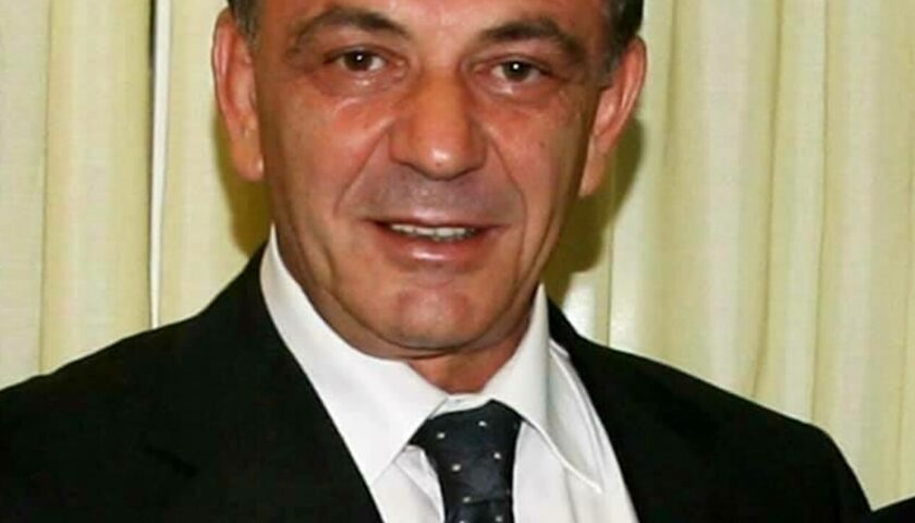 Pellezzano a lutto per la scomparsa dell'ingegnere Farina