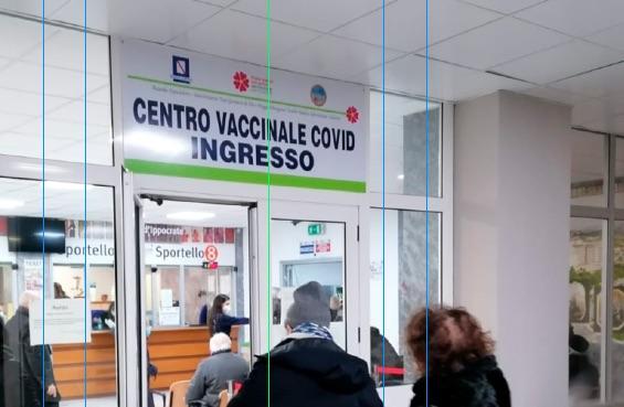 Campagna vaccinale al Ruggi di Salerno aperta a tutti