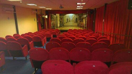 Teatro Arbostella, riparte la Bottega del Teatro di Gaetano Troiano . Intanto si lavora al prossimo cartellone