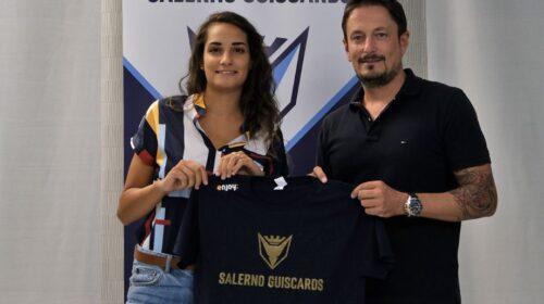 La GLS Salerno Guiscards ufficializza il colpo di mercato Anna Grimaldi