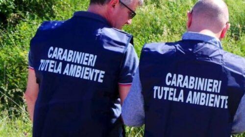 Traffico di rifiuti, 5 indagati e sequestri a Pagani