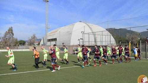 Torna in campo la squadra di calcio dell'Ordine dei Medici di Salerno, venerdì la prima partita dopo la pandemia