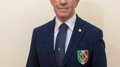Salerno, congresso Lion 15 e 16 ottobre. Interviene il Governatore Vincenzo De Luca