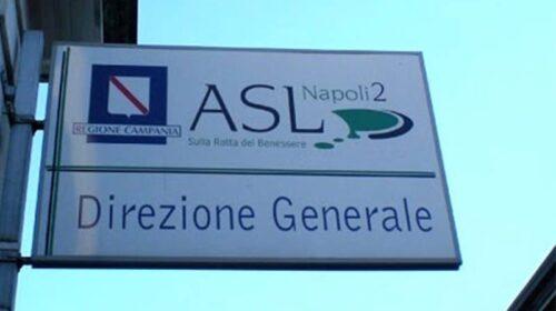 L'Asl Napoli 2 sospende 14 sanitari non vaccinati contro il coronavirus