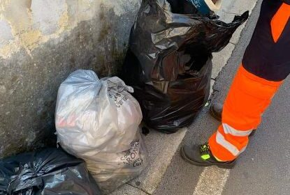 Baronissi, individuati i furbetti dei rifiuti. in arrivo multa salata