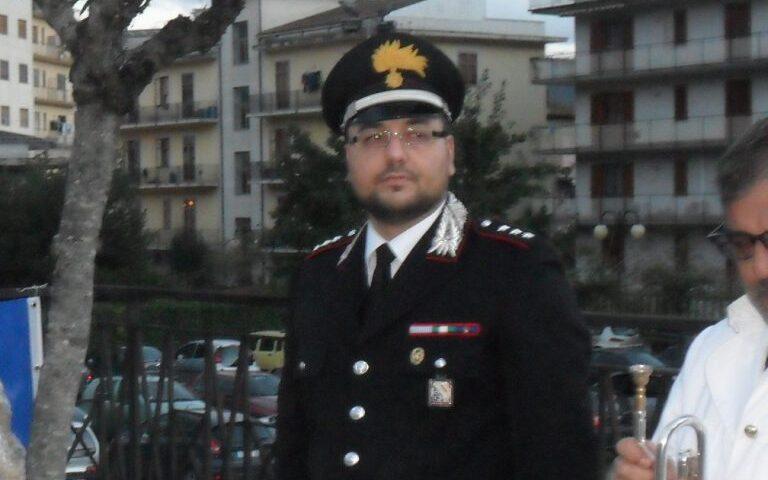 L'ex capitano della Compagnia di Mercato San Severino Rosario Basile (ora colonnello) a capo del Nas di Salerno