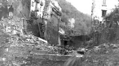Il 26 ottobre 1954 Salerno cominciò a contare i morti della tragica alluvione