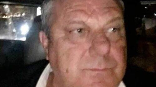 Battipaglia in lacrime, muore l'imprenditore Pasquale Caprino