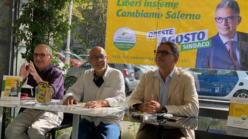 """Comunali Salerno, la civica """"I figli delle Chiancarelle"""": """"Con noi il superamento del trentennio deluchiano"""""""