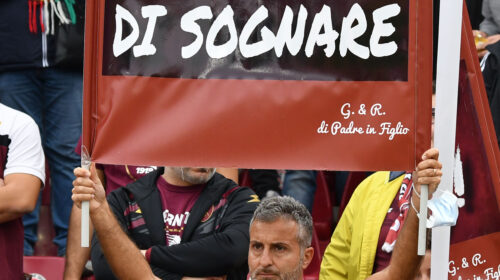 La fotocronaca del match Salernitana – Empoli