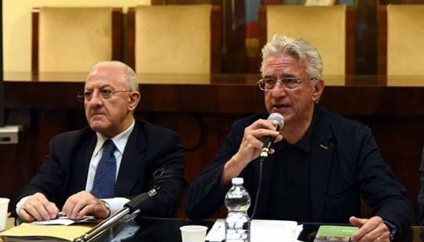 De Luca: la vittoria di Enzo Napoli è dei salernitani