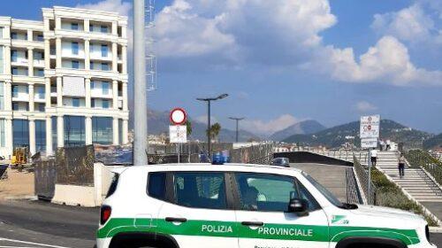 La vigilanza di Piazza della Libertà a Salerno anche alla Polizia Provinciale
