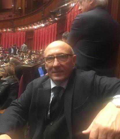Salerno, avvicendamento in Consiglio provinciale: D'Alessio subentra a Longo