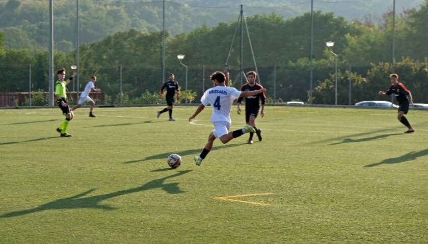 Polisportiva Salerno Guiscards, esordio col botto per il team calcio