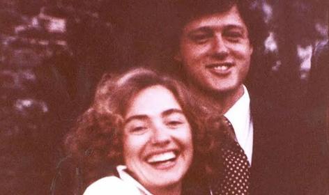 L'11 ottobre di 46 anni fa iniziò la favola degli sposi Bill e Hillary