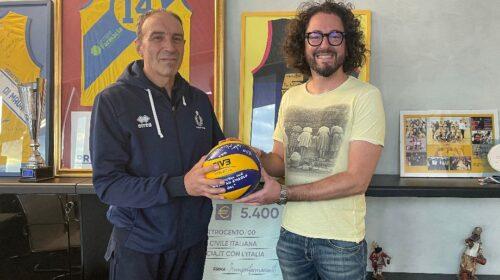 Roberto Corvo è il nuovo allenatore del Volley Bellizzi