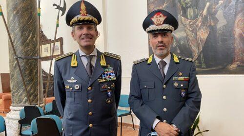 Guardia di Finanza Salerno, Oriol De Luca al posto di Petruccelli