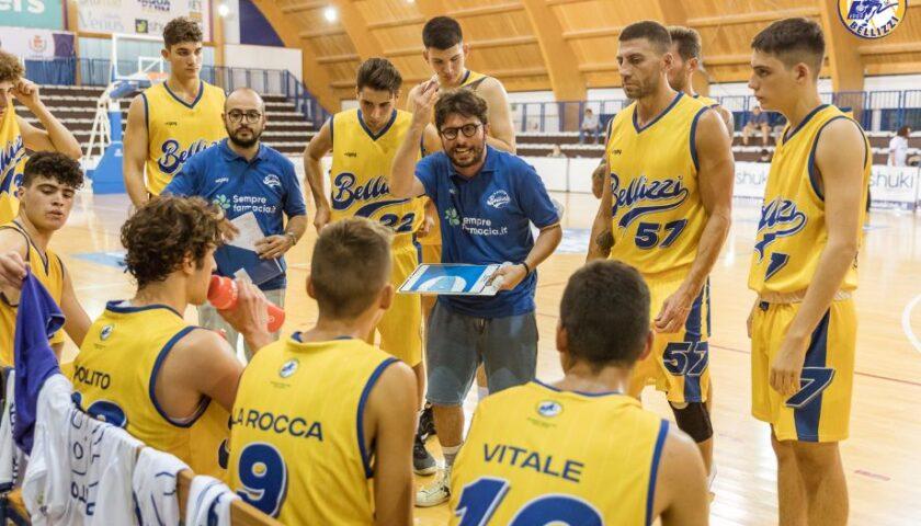 Al via il campionato del Basket Bellizzi, primo impegno sul campo del Basket Club Irpinia