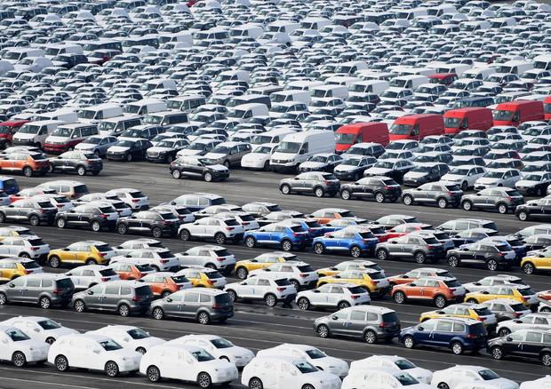 Campania, mercato automobilistico in caduta libera