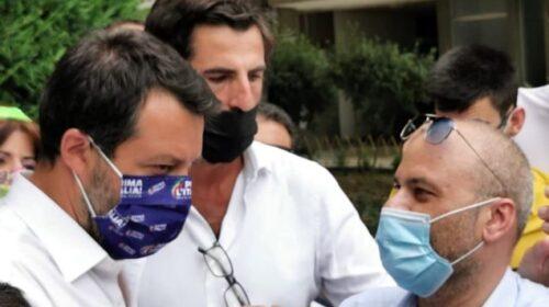 Nocera Superiore, Marco Albani commissario cittadino della Lega