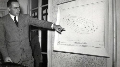 Il 27 ottobre del 1962 muore a causa di un incidente aereo Enrico Mattei