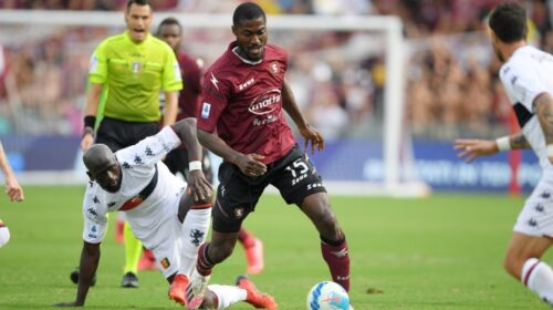 Salernitana, contro il Genoa arriva la prima vittoria in campionato