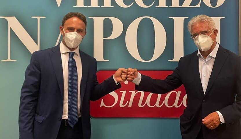 """Piero De Luca: """"Lo diciamo con orgoglio, la vittoria alle comunali è del Pd e del centrosinistra"""""""