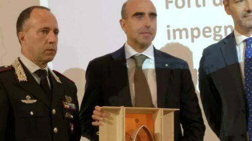 """Bmta, a Ugo Picarelli il Premio Internazionale Archeoclub d'Italia """"Sabatino Moscati"""""""