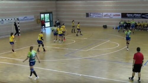 Jomi Salerno fermata nuovamente sul pari dalla Cassa Rurale Pontinia nella ripetizione del match della seconda giornata