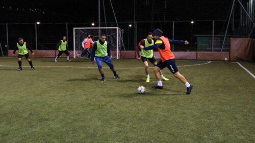 Polisportiva Salerno Guiscards, torna in campo anche il team di Calcio a 5
