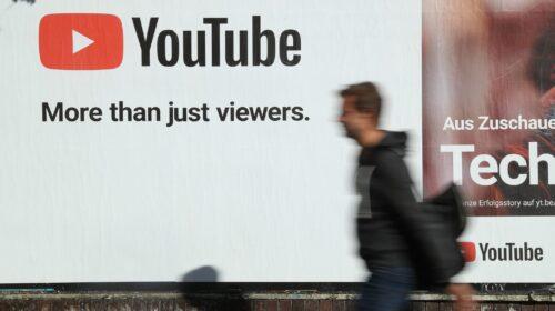 Il 10 ottobre del 2006 Google acquista il sito di condivisione Youtube per 1,65 miliardi di dollari