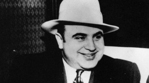 Il 17 ottobre del 1931 Al Capone condannato per evasione fiscale