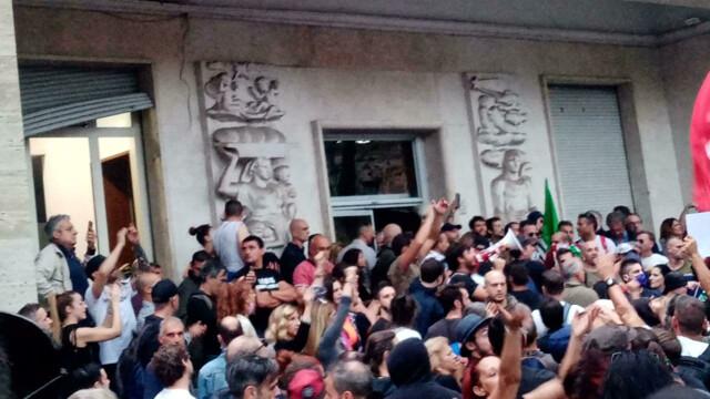 Scontri a Roma, 12 arresti: in manette anche i vertici di Forza Nuova