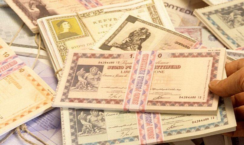 Salernitana trova buono fruttifero del padre dal valore di 140mila euro