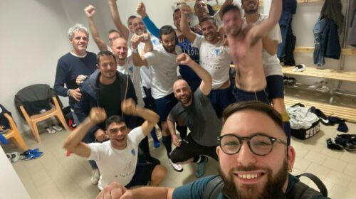 Polisportiva Salerno Guiscards, il team di Calcio a 5 vince 1-2 a Marina di Camerota