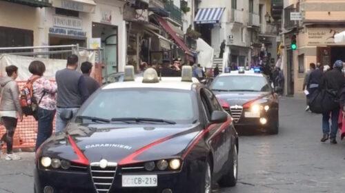 """Sorpreso """"brillo"""" alla guida dell'auto dopo incidente, denunciato ad Amalfi"""
