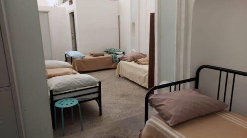Salerno, riapre il dormitorio: parte il volontariato