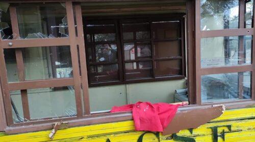 Nocera Inferiore, devastato museo della ferrovia in miniatura