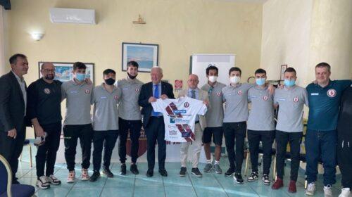 Presentata l'Alma Salerno, nasce il progetto Futsal Academy