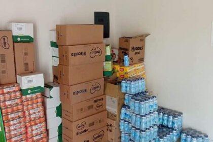 Pagani, Agro Solidale: parte la distribuzione dei pacchi familiari per l'infanzia