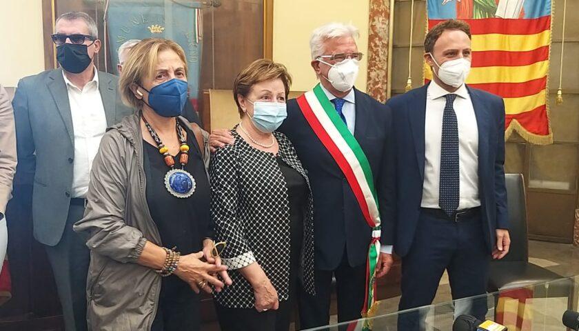 Salerno, Napoli proclamato sindaco
