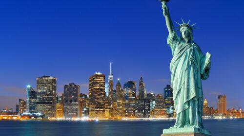 Il 28 ottobre del 1886 a New York inaugurata la Statua della Libertà