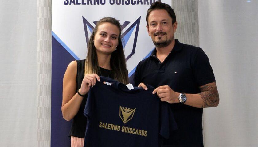GLS Salerno Guiscards, Giovanna Topa è la nuova palleggiatrice delle foxes